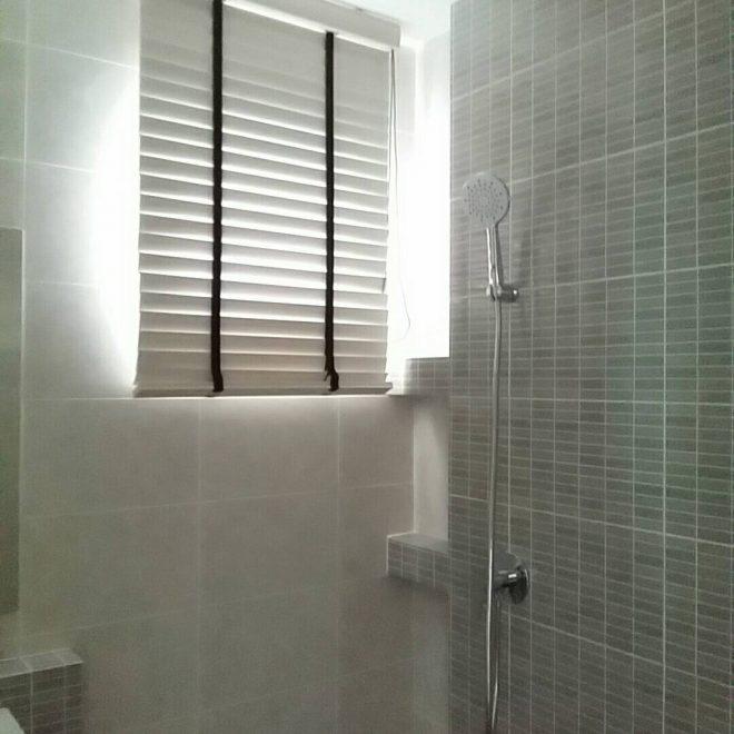 ห้องน้ำในห้อง MASTER BEDROOM